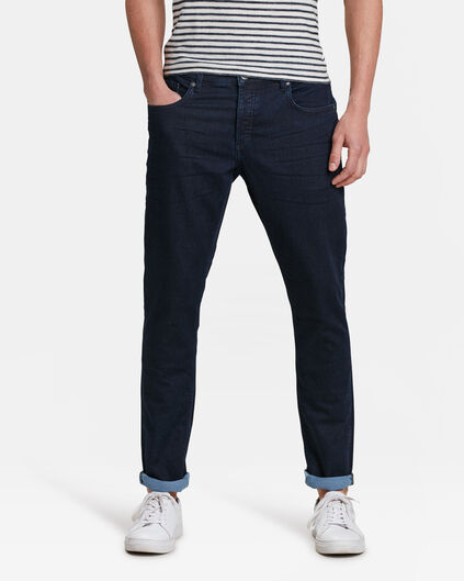 HEREN SLIM TAPERED JOG DENIM Indigo