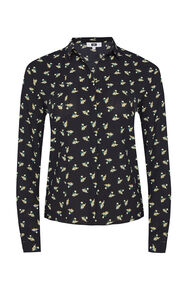Dames blouse_Dames blouse, All-over print