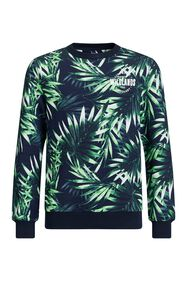 Jongens sweater met jungledessin_Jongens sweater met jungledessin, All-over print