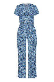 Dames jumpsuit met dessin_Dames jumpsuit met dessin, All-over print