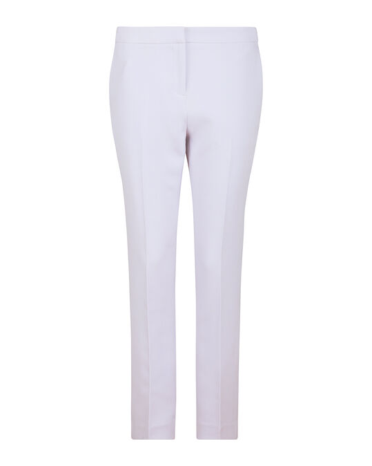 DAMES SLIM FIT PANTALON Lila
