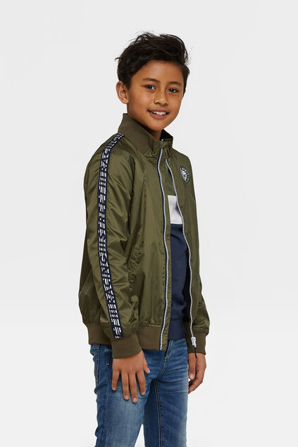 Jongens sixty two jacket Groen