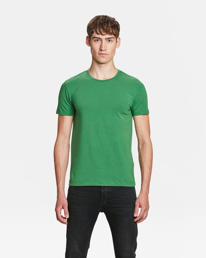 HEREN ORGANIC COTTON T-SHIRT Felgroen