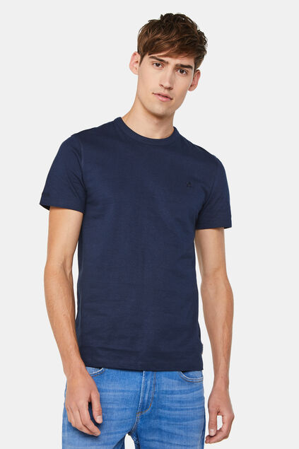 Heren Blue Ridge T-shirt Donkerblauw