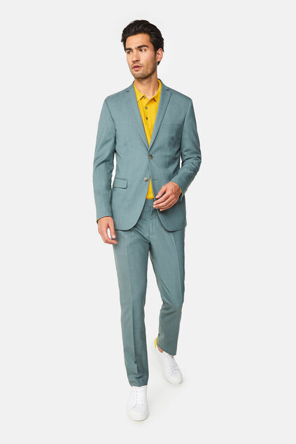 Slim fit pak met stretch, Dali