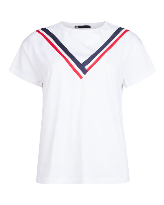 DAMES SPORTY T-SHIRT Wit