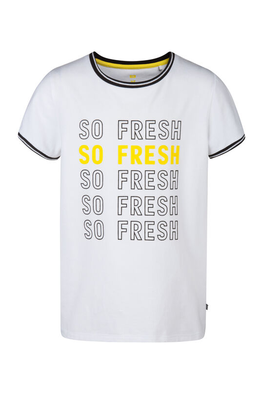 Meisjes So Fresh T-shirt Wit