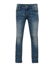 Jongens ultra skinny fit jog denim_Jongens ultra skinny fit jog denim, Lichtblauw