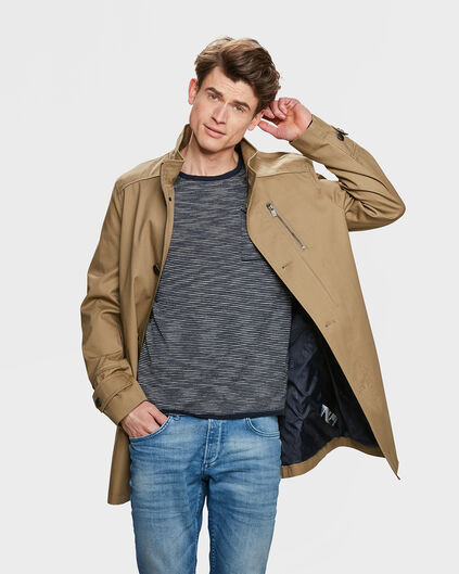 HEREN TRENCHCOAT Beige