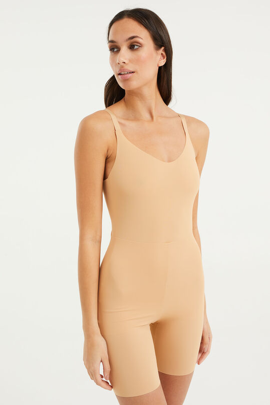 Dames shapewear short Beige