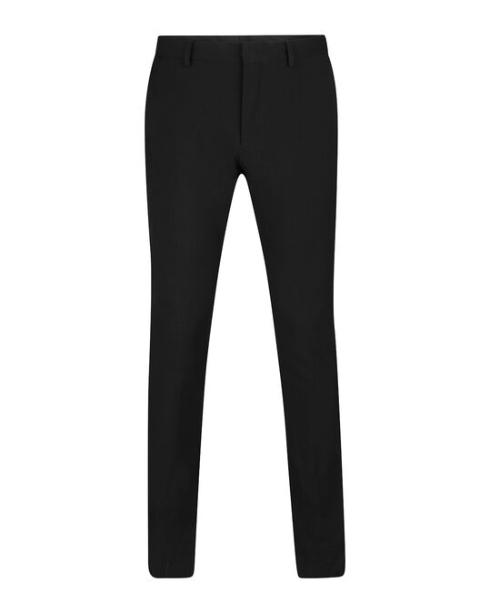 HEREN SLIM FIT PANTALON DALI Zwart