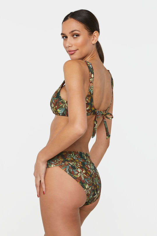 Dames bikinitop met dessin All-over print