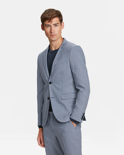 HEREN SKINNY FIT BLAZER JAMEY Blauw