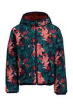 Meisjes reversible jacket, All-over print