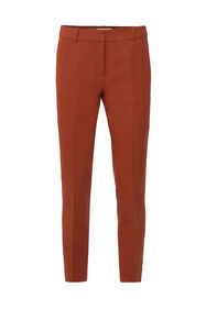 Dames slim fit pantalon_Dames slim fit pantalon, Oranje