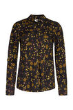Dames dessin blouse, All-over print