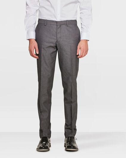HEREN SLIM FIT PANTALON RUBEN Grijs